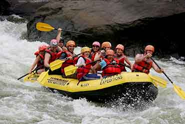 Amazing Uttarakhand Adventure Packages