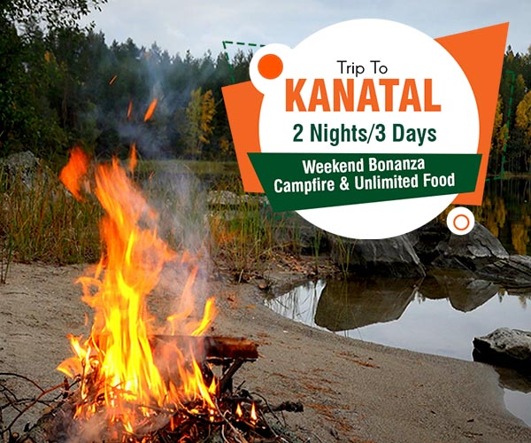 Kantal Trip Unlimited Food and Campfire