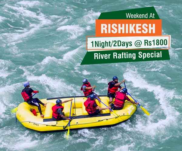 special adventure package in rishikesh