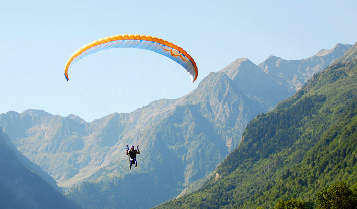 Experience Adventure Sports in Uttarakhand