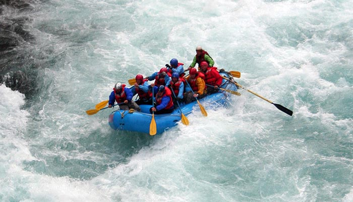 Rishikesh River Rafting Tour Packages