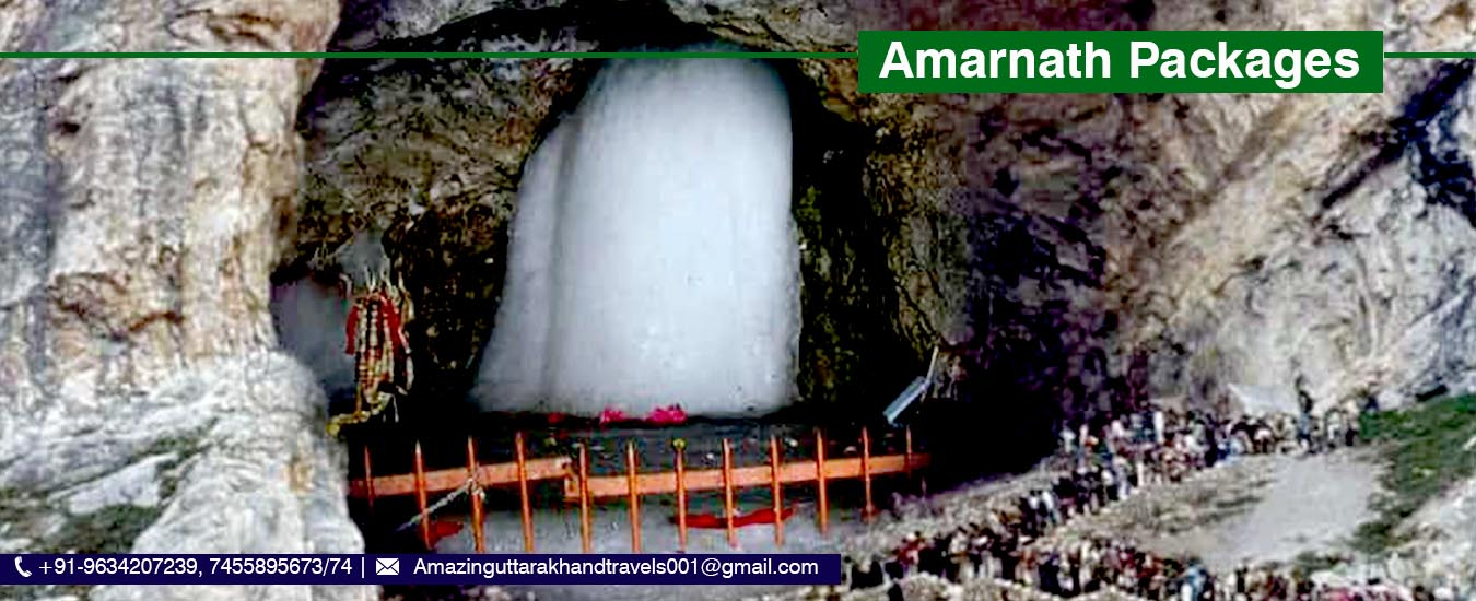 Amarnath YatraTour Packages Amazing Uttarakhand