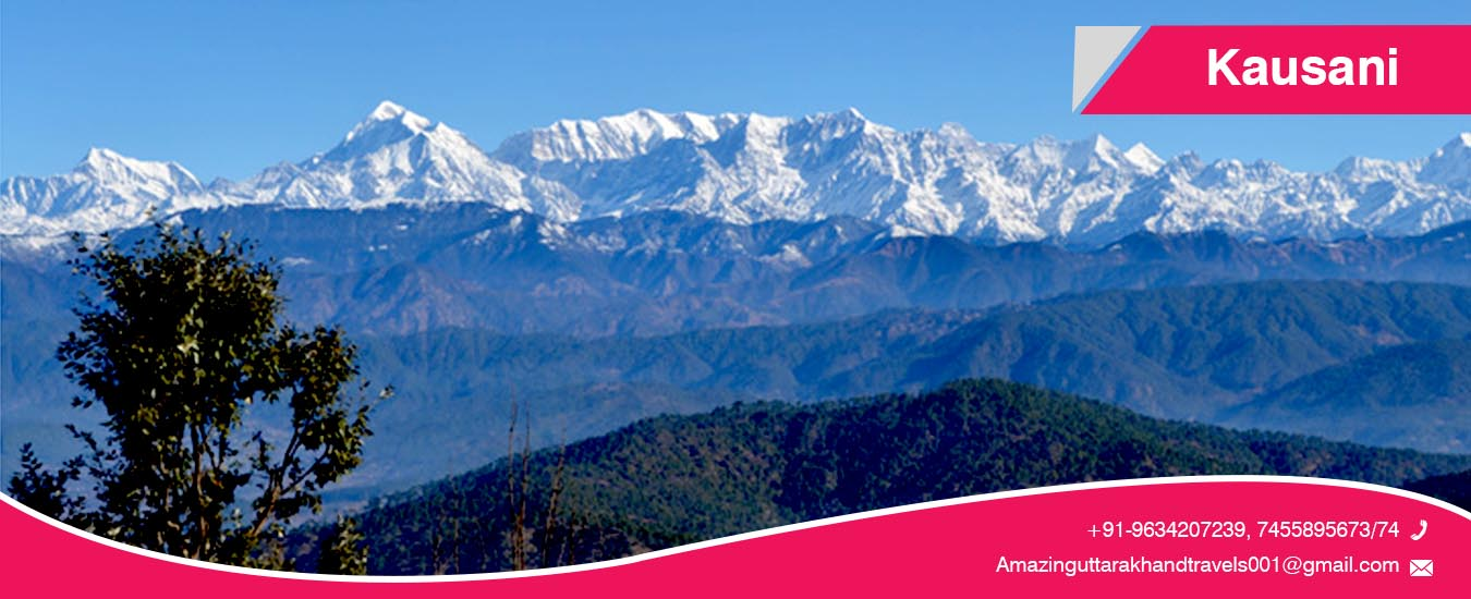 Kausani Tour Packages