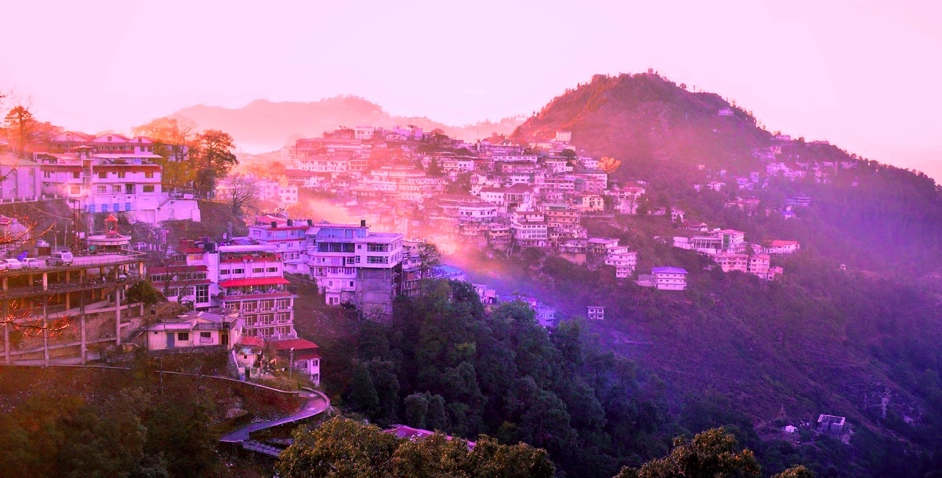 Places to Visit in Mussoorie