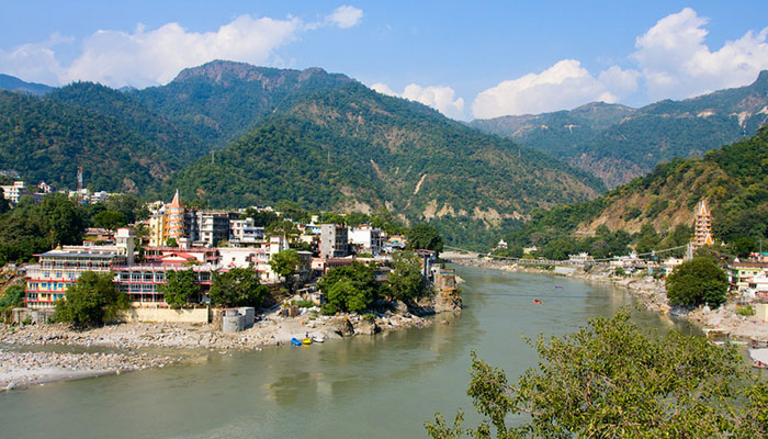 top Uttarakhand places