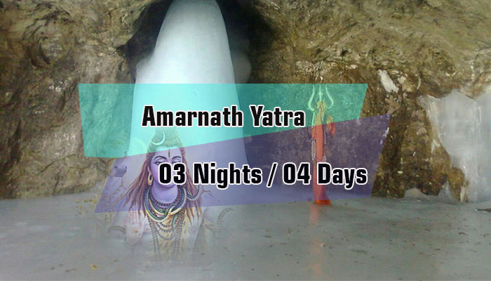 Amarnath Yatra Tour Packages