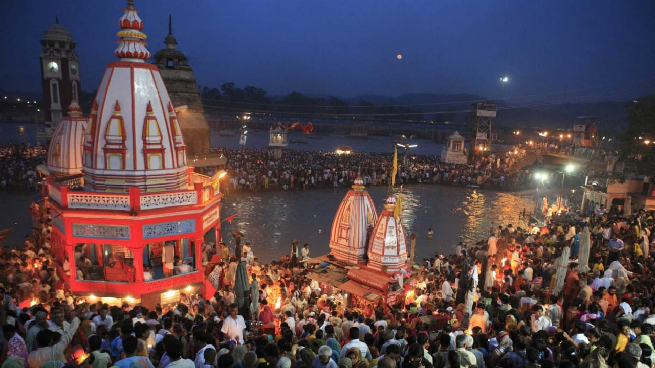 Har Ki Pauri (1st Place to Visit in Haridwar)