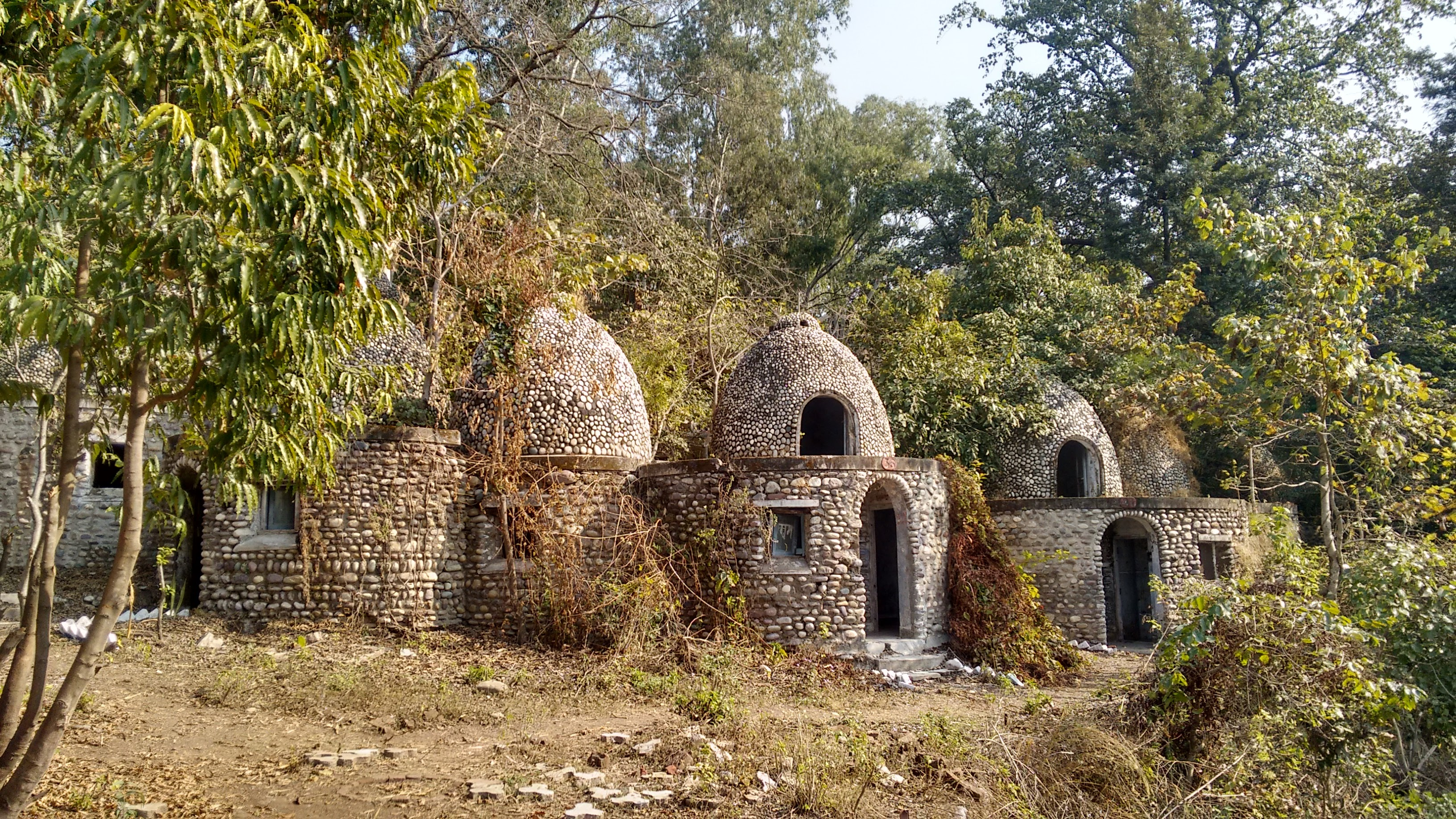 Maharishi Mahesh Yogi Ashram (2nd Place to Visit in Rishikesh)