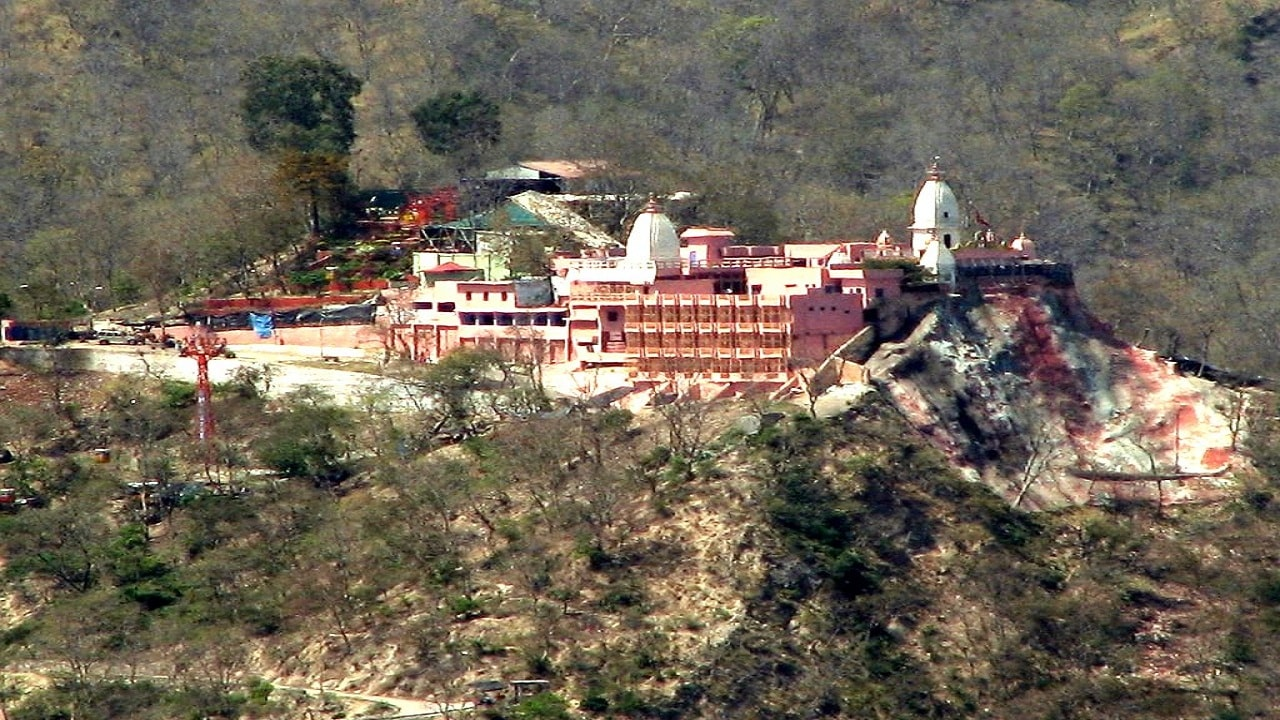 Mansa Devi (2nd Place to Visit in Haridwar)