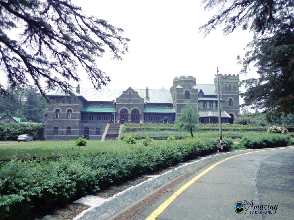 Governor's House - Raj Bhavan (6th Place to Visit in Nainital)