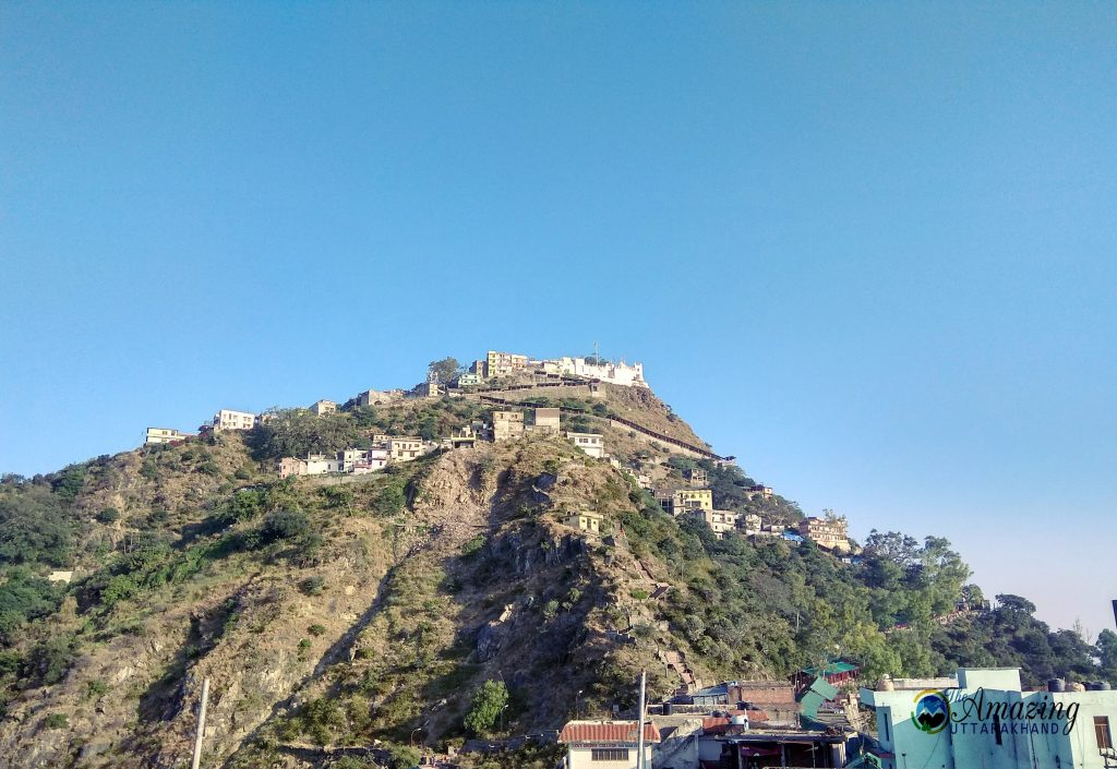 Naina Devi - Goddess Temple (2nd Place to Visit in Nainital)