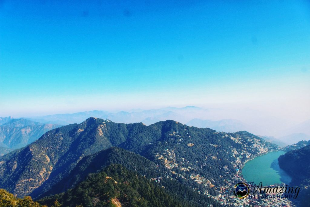 Naina Peak - Natural Trek (5th Place to Visit in Nainital)