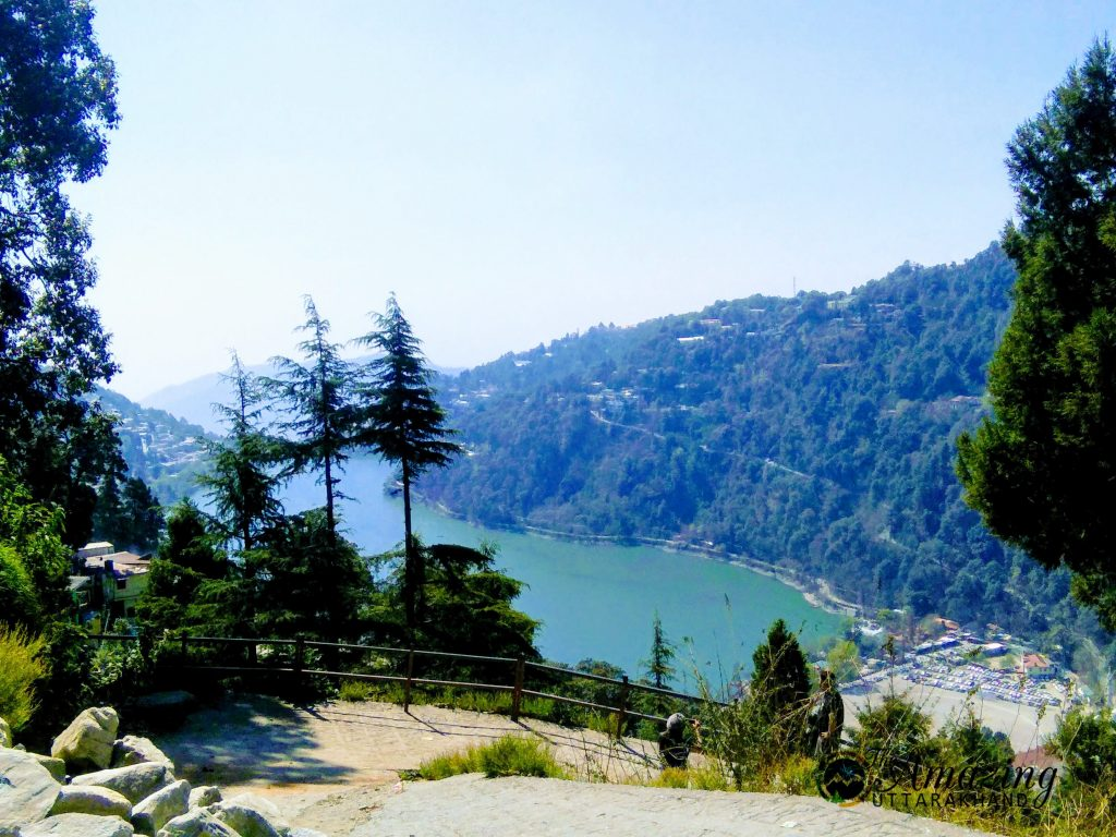 Snow View Point - Picnic Spot (3rd Place to Visit in Nainital)