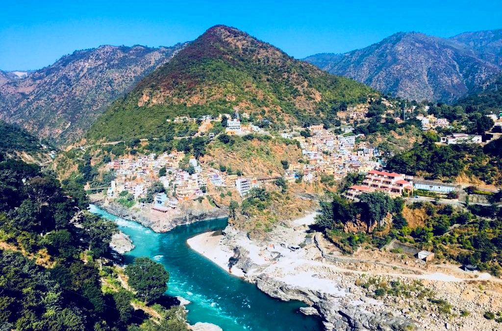 Rudraprayag (10th Place to Visit in Auli)