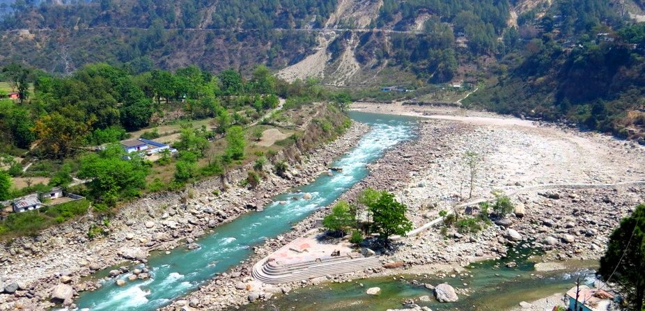 Nandprayag (11th Place to Visit in Auli)